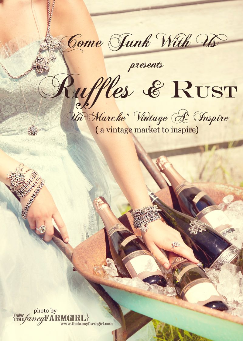 Ruffles and rust