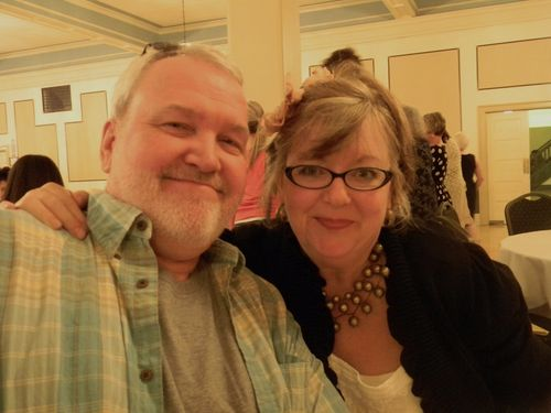 Wendy and Gary