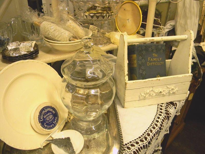 Table top jar